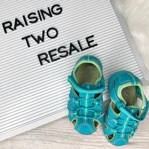 Merrell Blue Green Waterproof Sandals